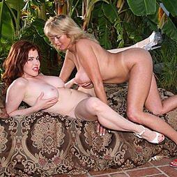 Busty Lesbian Pussy Videos